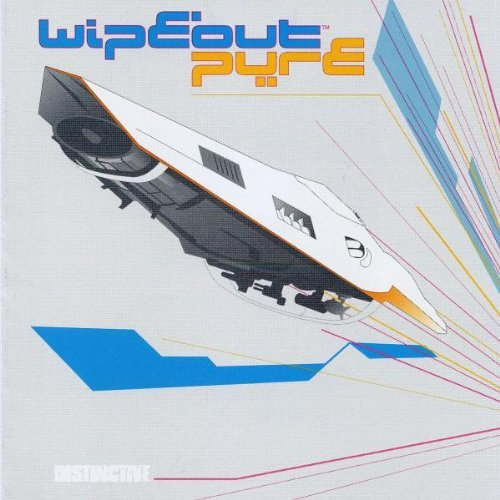 Wipeout Pure: Official Soundtrack by Various Artists