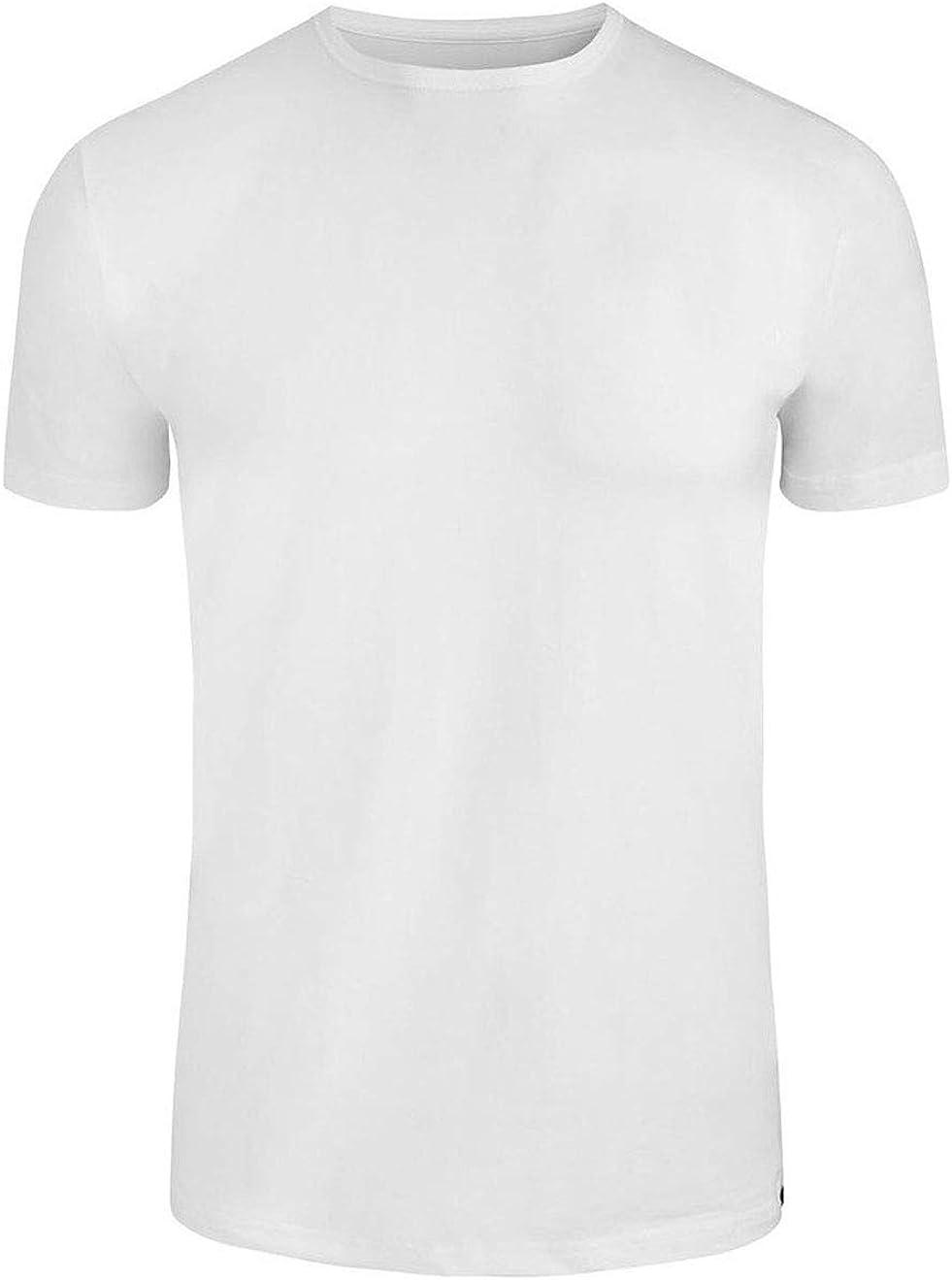 Jockey Mens Modern Stretch Cotton-Lycra T-Shirt-Vest