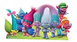 Star Cutouts SC931 Trolls Group Cardboard Cutout Standup