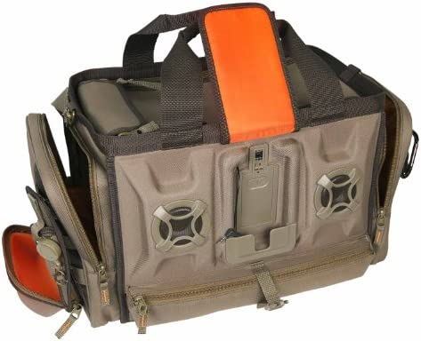 Wild River CLC WN3701 Tackle Tek Rogue Stereo Speaker Bag Trays not Included
