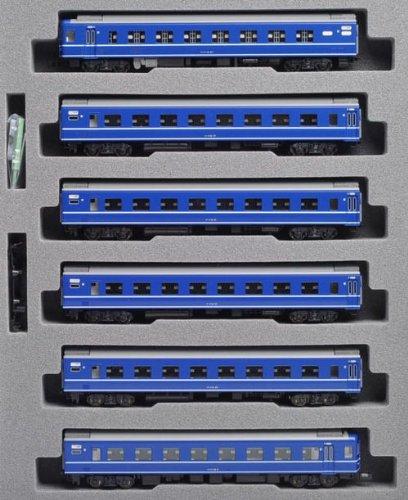 KATO Nゲージ 14系 寝台特急 さくら 佐世保編成 6両セット 10-599 鉄道模型 客車 B002OGQY8A