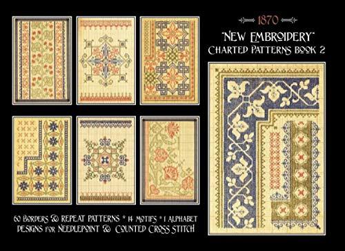 Cross Stitch Art Nouveau -