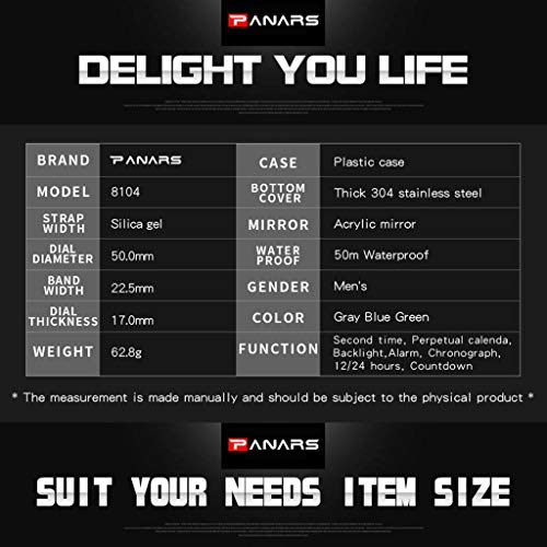 Amazon.com: XBKPLO - Reloj deportivo para hombre ...