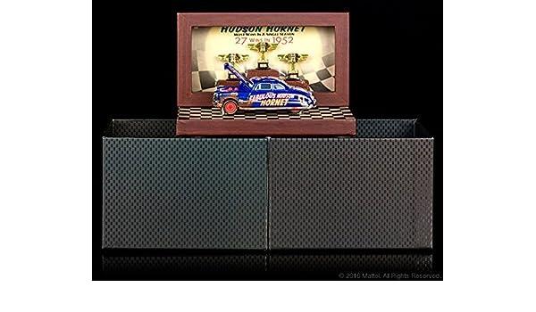 2016 SDCC Comic Con Mattel Exclusive Disney Pixar Cars Precision Series Die-Cast Dirt Track Fabulous Hudson Hornet Vehicle by Disney: Amazon.es: Juguetes y juegos