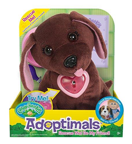 Cabbage Patch Kids Adoptimals - Plush Pet Dog (Dachshund)