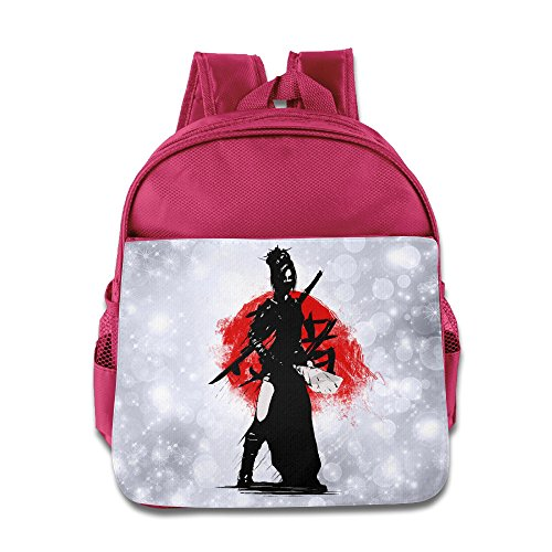 Kunoichi Costume (Ninja Kunoichi Kids School Pink Backpack Bag)