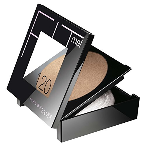 Maybelline Fit Me Set + Smooth Powder, Classic Ivory, 0.3 - Set Powder