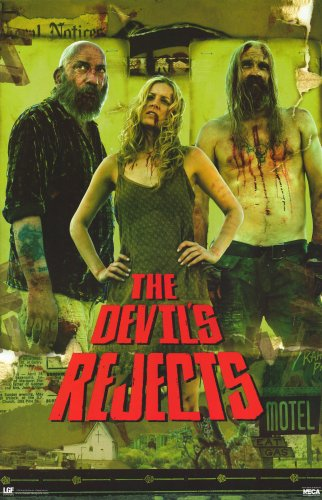 Pop Culture Graphics The Devil's Rejects 11 x 17 Movie Poster