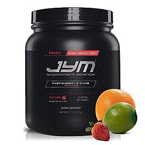 JYM Supplement Science Post Carb 30 Serving Energy Powder, 990 Gram