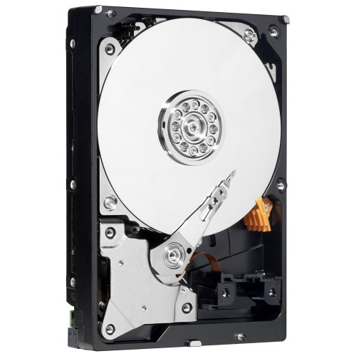 Western Digital 320 GB AV-GP SATA 3 Gb/s Intellipower 8 MB Cache Bulk/OEM AV Hard Drive- WD3200AVVS