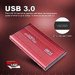 Hard-disk-esterno-esterno-portatile-da-1-TB2-TB-compatibile-con-PC-Mac-desktop-laptop-Xbox-One-Xbox-360-PS4-Argento-1-TB