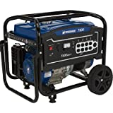 Powerhorse Portable Generator - 7000 Surge Watts, 5500 Rated...