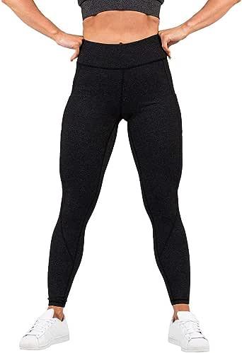 Moginp Pantalones Tallas Grandes Polainas de Yoga Fitness Pantal/ón Leggings Largos Deportivos Pantalones
