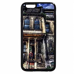 iPhone 6S Plus Case, iPhone 6 Plus Case, alone with his thoughts hdr