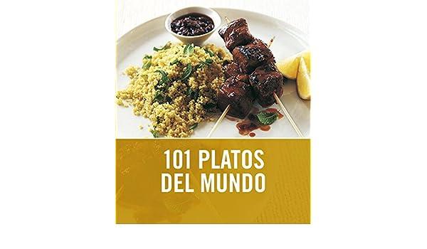101 platos del mundo / 101 Global Dishes (Spanish Edition): Janine Ratcliffe, Fernando E. Napoles Tapia: 9788425344053: Amazon.com: Books