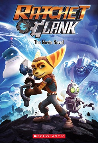 Price comparison product image Ratchet and Clank: The Movie Novel