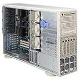 Supermicro AS-4041M-82RB 4U Dual Core AMD Opteron 8000 nVidia MCP55 Pro FSB1000MHz DDR2 VGA GBLan 1000W Black