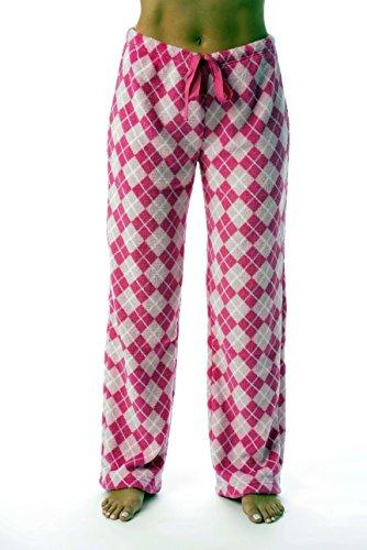 - Just Love Women's Plush Pajama Pants 6339-10351-PNK-XL