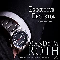 Executive Decision: Falling for Him, Book 1