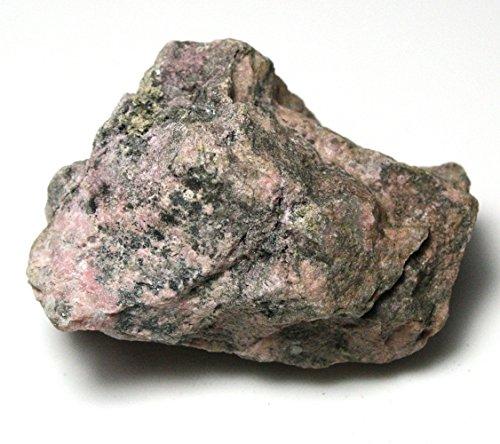 Rodonita manganeso inosilicate Mineral - 10 sin Mineral especímenes: Amazon.es: Amazon.es