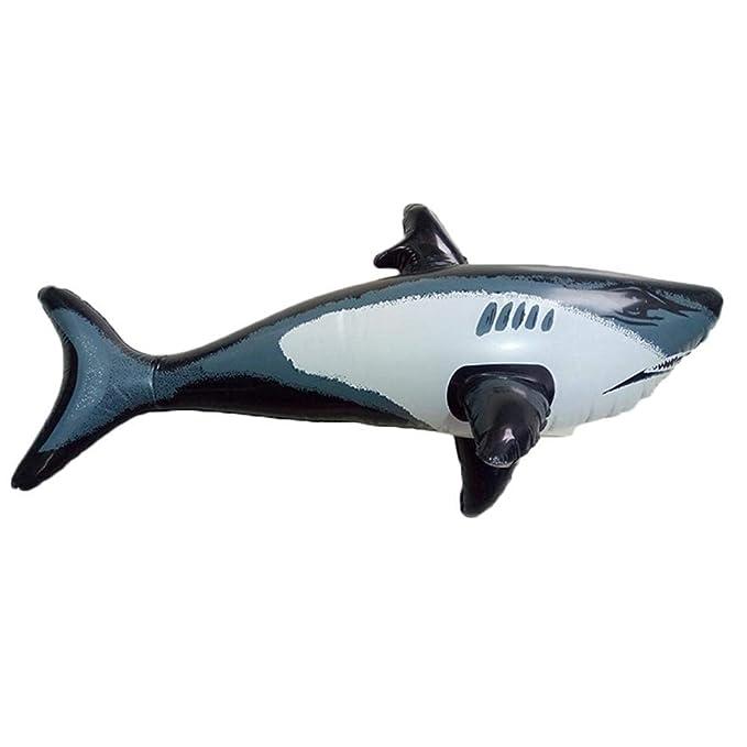Shark Toys, 2 PCS Juguetes de natación inflables de PVC ...
