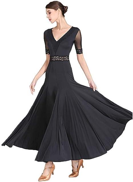 Vestidos De Tango For Mujer, Seda De Hielo For Adultos, Falda De ...