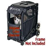 Zuca ZuZuca Sport Insert Bag, Pet Carrier (Color: Mesh Charcoal), PIBC204