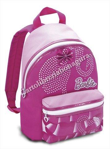 Barbie - Mochila Infantil Rosa Fucsia