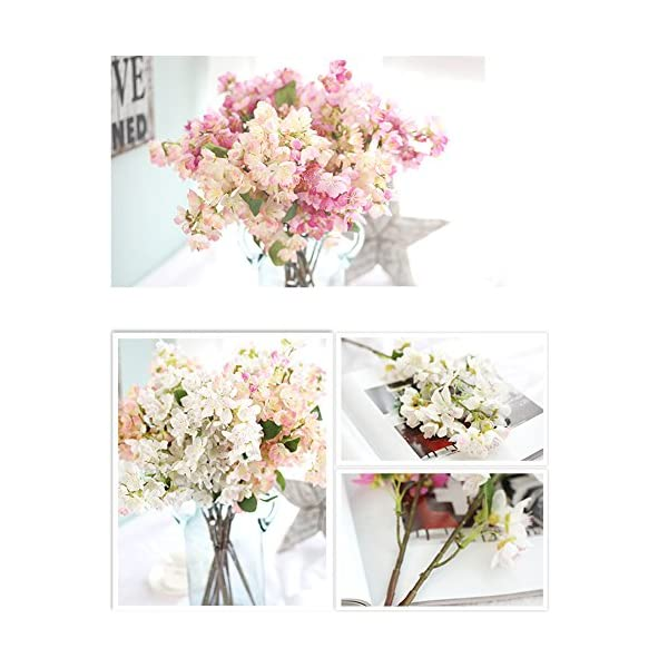SHZONS-Artificial-Peach-Flowers-Bouquet-For-Home-Wedding-Decoration-Silk-Fake-Sakura-Peach-Blossom-Centerpiece-arrangements-2PCS
