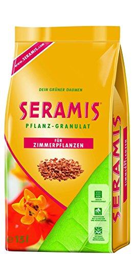Seramis Pflanz-Granulat für Zimmerpflanzen 15 L, gelb, 26,5 x 15,0 x 40,0 cm, 730048