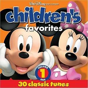Children's Favorites, Volume 1