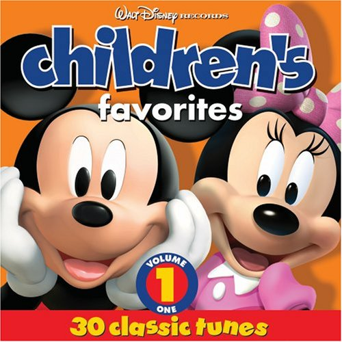 Walt Disney Records Music CD Teaching Material (M14028)