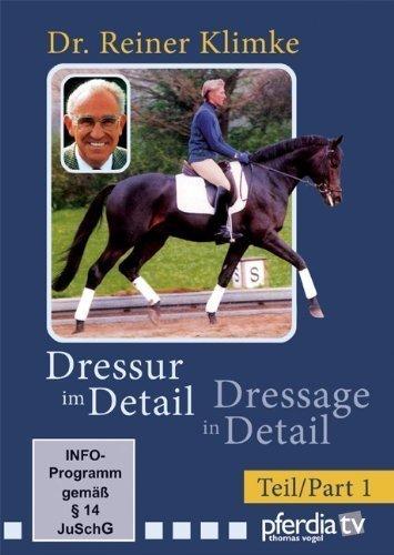 Dr. Reiner Klimke Dressage in Detail Part 1 (dvd)