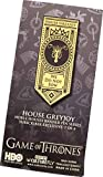 Game of Thrones House Greyjoy Enamel Pin Set