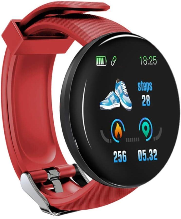 Smartwatch de LEDGOO, una gran pantalla táctil, Bluetooth, NFC ...