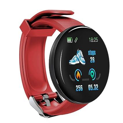 Smartwatch de LEDGOO, una gran pantalla táctil, Bluetooth ...