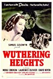 Wuthering Heights 27 x 40 Movie Poster - Style A