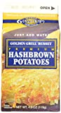 """Made with select russets that are washed, peeled, and shredded into hearty pieces, the American Culinary Federation agrees these hashbrowns are """"identical in quality to the best prepared from-scratch applications utilizing shredded whole pota..."""