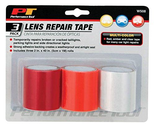 Performance Tool W508 3pk Lens Repair ()