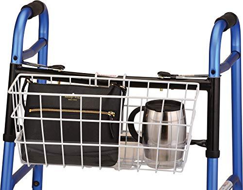 NOVA Folding Walker Basket