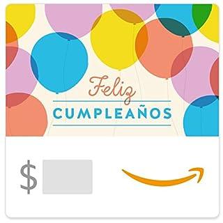 Amazon eGift Card - Globos del Cumpleaños (B01M8IML5M) | Amazon price tracker / tracking, Amazon price history charts, Amazon price watches, Amazon price drop alerts