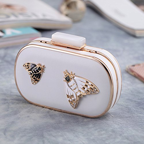 Bag Evening Bag Bags Selling Shoulder White WenL Messenger Crossbody Hot Bow Bag Clutch US4Pxw
