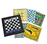 13-IN-1 MAGNETIC GAME SET, Case of 24