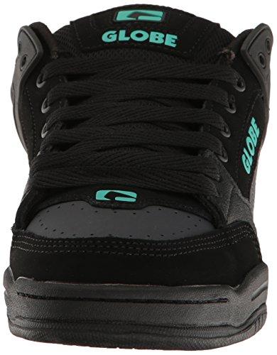 Globe Tilt Uomo Skate Shoe Black/Ebony/Teal