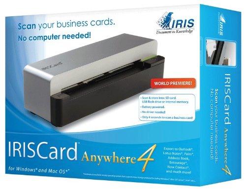 Iriscard Anywhere 4 Amazon De Software