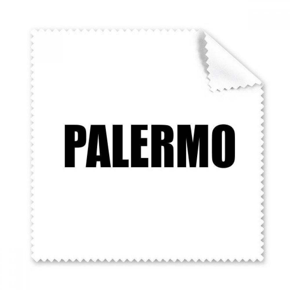 パレルモイタリア都市名Glasses布クリーニングクロス電話画面クリーナー5点ギフト   B07BQSPSZ4