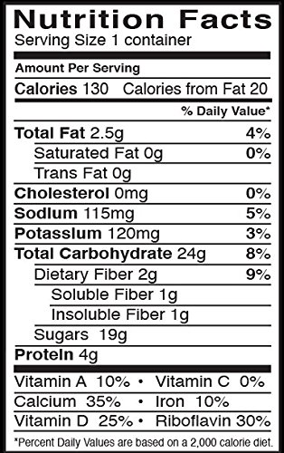 Pacific Foods Organic Oat Non-Dairy Beverage, Original, 8-Ounce, (Pack of 12)