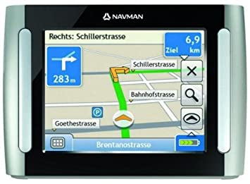 GPS DE NAVMAN POUR CARTE FRANCE TÉLÉCHARGER
