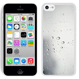 Water Drops On Glass (2) Durable High Quality iPhone 5C Phone Case