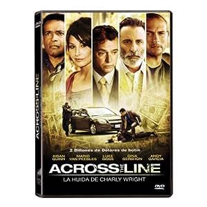 Across The Line [DVD]